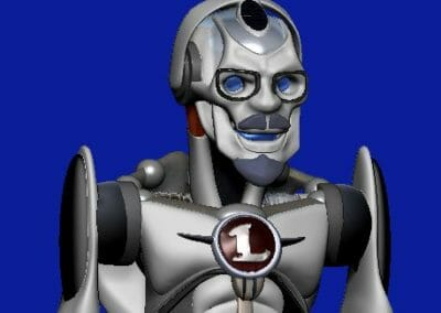 Cyber Lou