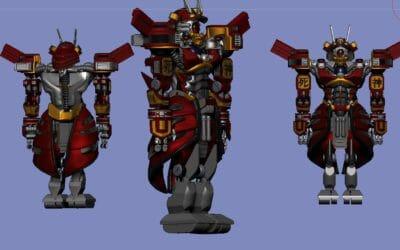 Samurai Gundam