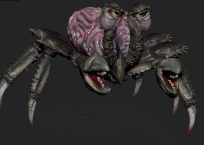 Crab Brain
