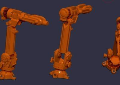 Ed Industrial Robot
