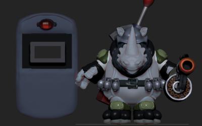 Rhino Cop